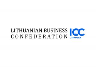 Lithuanian Business Confederation logo
